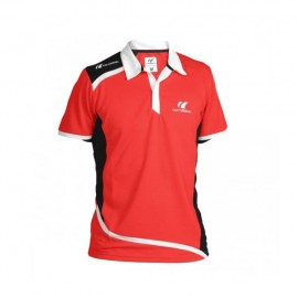 Polo Cornilleau Contest Rouge