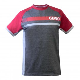 T-Shirt Gewo Fermo Bordeaux