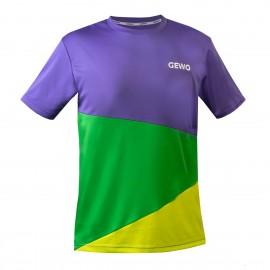 T-Shirt GEWO Rossano Bordeaux