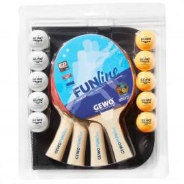 Pack Raquettes Gewo Fun Time