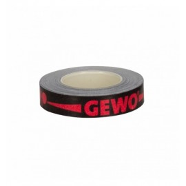 Ruban Gewo Rouge 5m par 10mm